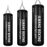 Wholesale Human Pu 150cm Leather Punching Bag For Man And Kids from china suppliers