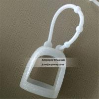Quality Cheap Silicone Hand Sanitizer Holder, Hand Sanitizer Silicone holder with bottle for sale