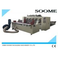 Wholesale Automatic Feeder Paper Thin Blade Slitter Scorer For Corrugated Sheet 2500mm from china suppliers