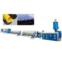 Wholesale PPR PE Pipe Extrusion Line Automatic Pe Pipe Production Line High Speed from china suppliers