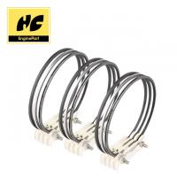Wholesale Used for Isuzu 4JH1 600P 5-12181-024-1 5-12121-004-0 HIgh quality and low price heavy engineering truck piston ring kit from china suppliers