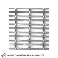 Wholesale Stainless Steel Decorative Mesh Warp Bar Diameter: 3mm from china suppliers