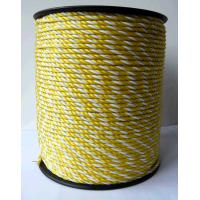 Wholesale Hot sales polyrope electric fence shock PE UV stabilized poly rope for animal farm fence QL722 from china suppliers
