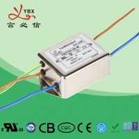 Wholesale 10A Electrical Power Line Filters For Medical Equipment Low Leakage Current from china suppliers