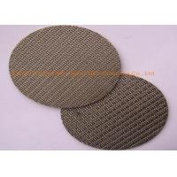 Wholesale Dutch Woven Filter Screen Mesh Good Filter Performance For Petroleum Chemical Industry from china suppliers