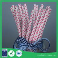 Wholesale Straight Paper water drinking straws drink anywhere straw from china suppliers