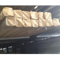 Aluminium extruded profiles packed with kraft paper