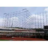 Wholesale Outdoor Concert Galvanized Steel Layer Scaffolding Truss System Hanging Audio / Ceremony from china suppliers