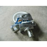 Wholesale Supply scaffolding PU on Iron caster wheel with brake from china suppliers