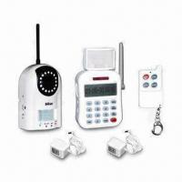 Wholesale Wireless Motion Sensor with Digital Photo/Video Camera Recorder and Wireless Security/Safety Alarm from china suppliers