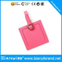 Wholesale Travel bright colored luggage tags/personalized luggage tags from china suppliers