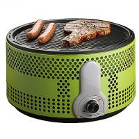 China Portable Smokeless Charcoal BBQ Grill,Bicosyn Compact Barbecue Grill - Battery-Operated Fan with Removable Electronics on sale