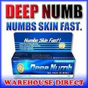 Wholesale Deep Numb Natural Pain Relieving Tattoo Anesthetic Cream from china suppliers