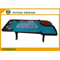Wholesale Deluxe Roulette Unique Poker Tables Customized Poker Tables from china suppliers