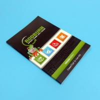 Buy cheap Saddle Stitching Catalogue Printing Service Binding With Hard Cover / Soft Cover from wholesalers