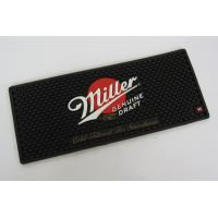 Wholesale Eco Friendly Custom Soft Bar Runner Mats With Miller Logo from china suppliers