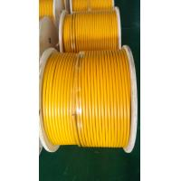 Wholesale Raido  Communication Leaky Feeder Cable SLYWV 75 - 10 Bare Copper Inner Conductor from china suppliers