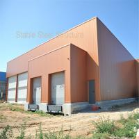 Wholesale Metal Structure Prefabricated Hangar Airplane Maintenance Center From Professional company from china suppliers