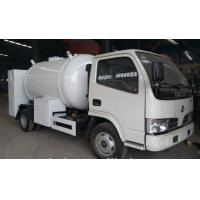 Wholesale CLW brand Mini 4*2 LPG gas dispensing Truck, china mini lpg gas bobtail trucks for sale from china suppliers