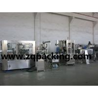 China Auto Water bottle Packing Line ,Auto Fresh Water Filling Production Line on sale