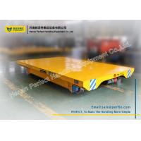 Wholesale Conductor Rail Powered Die Transfer Cart Platform Track Carrier PLC Control from china suppliers