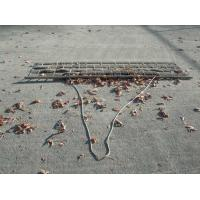 Wholesale The Club has 6-foot wide drag-rakes with a spiky plastic mat to quickly pull detritus to the fence from china suppliers