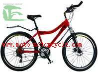 China 26 Lightweight Mountain Bike Full Suspension , Womens Mountain Bikes on sale