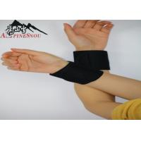 Wholesale Tourmaline Self Heating Wrist Support Belt With Chloroprene Rubber Cloth from china suppliers