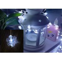 Wholesale Little Snowflake USB LED Fairy Lights , USB Powered Christmas Lights Decoration from china suppliers