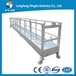 Wholesale gondola lift ZLP630/ Suspension Platform /suspended platform from china suppliers