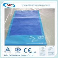 Quality CE/ISO/FDA approved disposable SMS/PE/PP film surgical mayo stand cover with EO sterile for sale