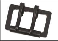 JS-4010-2 Steel Buckles safety belt buckle high quality, bulk quantity is available Isure Marine