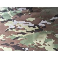 Wholesale Lean Textile Nylon 500D cordura fabric multicam printed, IRR, NIR, waterproof finished from china suppliers