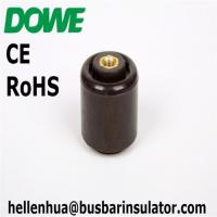 common DMC cylindrical 40mm electrical busbar connector for switchgear box
