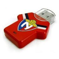 Wholesale Football T-shirt Plastic USB Flash Drive, 16GB New Style Memory Stick from china suppliers