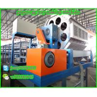 China auto high-tech cake/egg tray making production line/favourable price waste paper recycling on sale