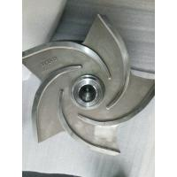 Wholesale ANSI pump parts 100% interchangeable with Goulds 3196 open impeller from china suppliers