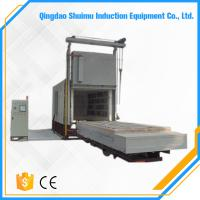 China Bogie Type Quenching annealing temper hardneing carburization resistance heating industry heating treamtent furnace on sale