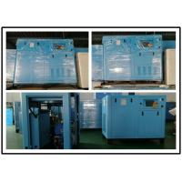 Wholesale High Efficiency Screw Air Compressor , Oil Injected Screw Compressor 132KW 180HP from china suppliers