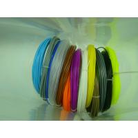 Wholesale Eco - Friendly Glossy PLA 3D Pen Filament Printing Temperature 180℃~240℃ from china suppliers