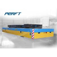 Buy cheap Industrial Battery Supply Electric Platform Trolley No Rail Dolly For Die from wholesalers