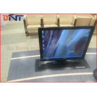 Wholesale Carbon Steel Meeting LCD Motorized Lift Mechanism For 19 - 22 Inch Monitor from china suppliers