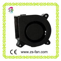 Wholesale cool air fan 4020 dc mini blower 40x20mm 5V 12V 24V high quality axial fan from china suppliers