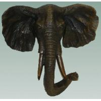 China Bronze Animal Sculpture (TPYW-025) on sale