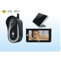 Wholesale 2.4ghz Colour Residential Video Intercom Wireless With Touch Button from china suppliers