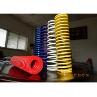 Buy cheap red Good elasticity mold spring with Right-handed electrical appliances from Wholesalers