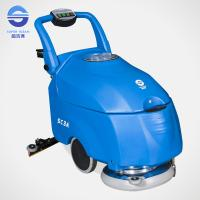 Wholesale Blue Hand Push Floor Polishing Machine Concrete Floor Scrubber from china suppliers