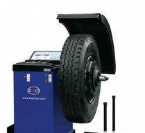 China 33 / 51 Kc-B328 Truck Wheel Balancing Machine 0.26kw Self-Calibration / Diagnosis on sale
