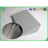 Wholesale FSC Certificated 1.0mm Or Other Thickness Grey Chopboard , Grey Carton Boxes from china suppliers