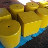 Wholesale Florescence brand CCS approved boat parts and accessories foam filled fender from china suppliers